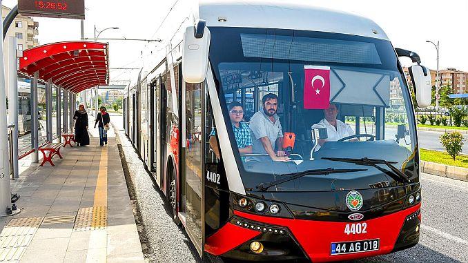 Motasa Bus und Trambus