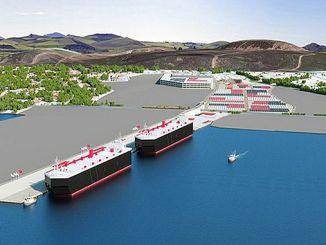 Oyak Holding Korfez no explica el resultado de la licitación del puerto.