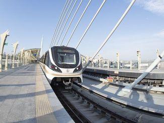 रेल प्रणालियों के लिए अरबों डॉलर का निवेश