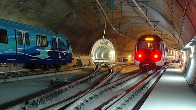 the cost of rail systems will be taken from tax revenues