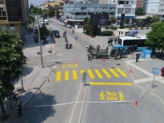 bezbednost pešaka u prvom planu