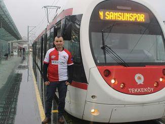 samsunda ट्राम मुक्त