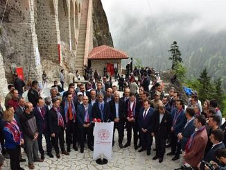 visitar el monasterio de sumela