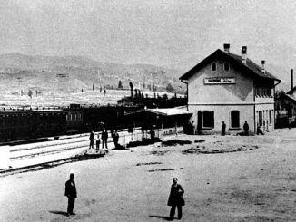 السكك الحديدية mayis rumeli