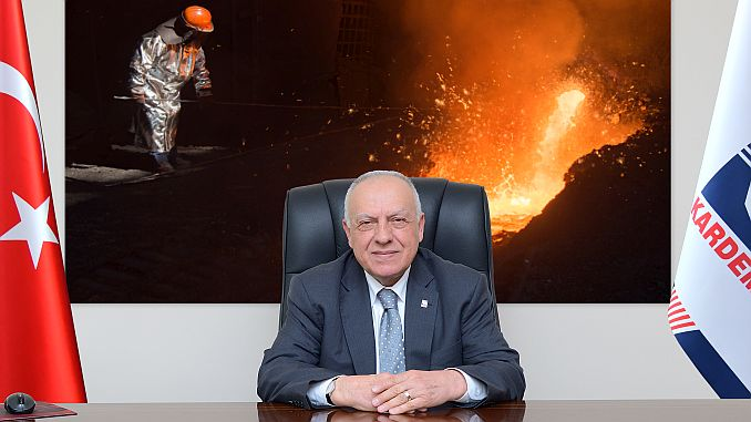 قرارات المتاجرة Kardemir أعفي من الوزارة