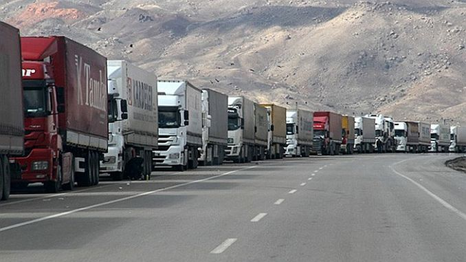 The problems of the Turkish transporter in Europe should be eliminated