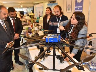 turkish airlines science expo started with intense participation