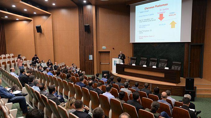 turkiyenin Energy Solutions Workshop and panel arrangement was in my BUTEKOM