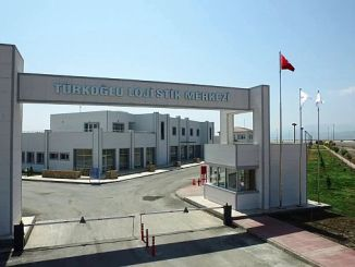turkoglu logistics center is in operation