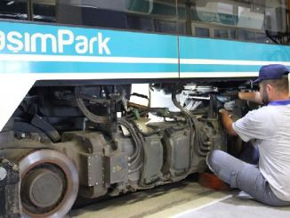 Akcaray Tramways Maintenance