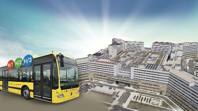 New Bus Line for Transportation to Bursa Sehir Hospital