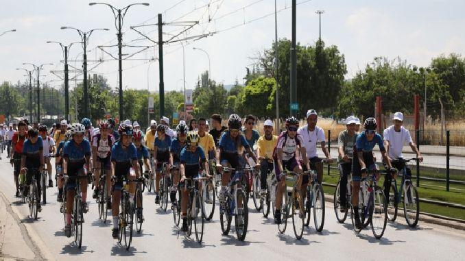 Explore the City of Gaziantep Bike Were Organized