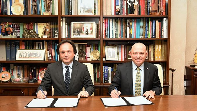 Protocol on Cooperation in Education between TCDD and Ankara University
