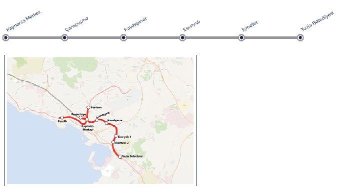 Tavşantepe Tuzla Metro Hattı Uzatması