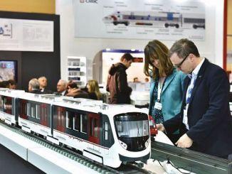 arus eurasia rail izmir fuarinda sektorun sesi oldu