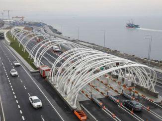 歐亞隧道和橋樑