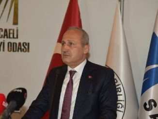 minister turhan global will logistics us