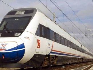 Bilecik Arifiye Eisenbahnlinie wieder für den Zugverkehr geöffnet