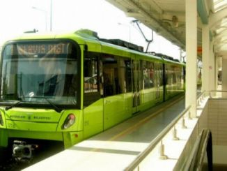 Bursaraya Yildirim Dustu Transport leveres af busser