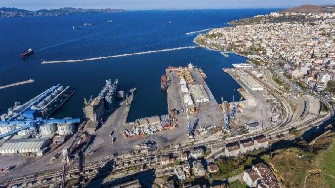 celebi bandirma harbor albayraklara allegations unfounded claims