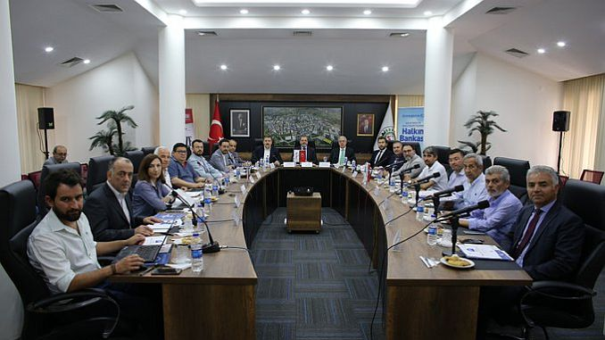 denizli osbde common wise meeting was held