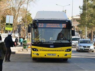 diyarbakirda बड़े पैमाने पर परिवहन की छुट्टी