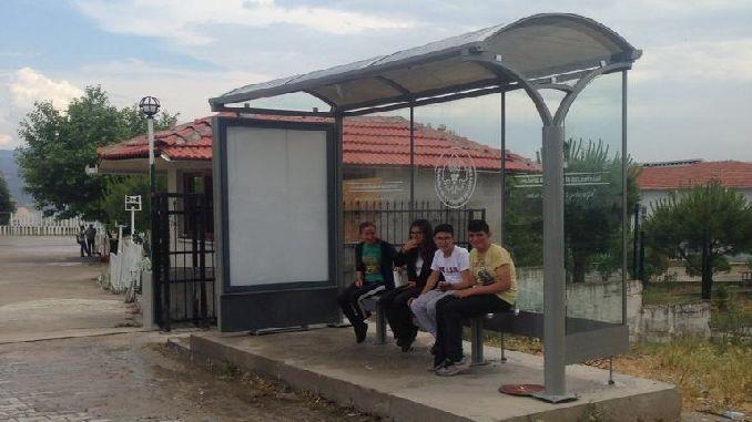 gordese new bus stops
