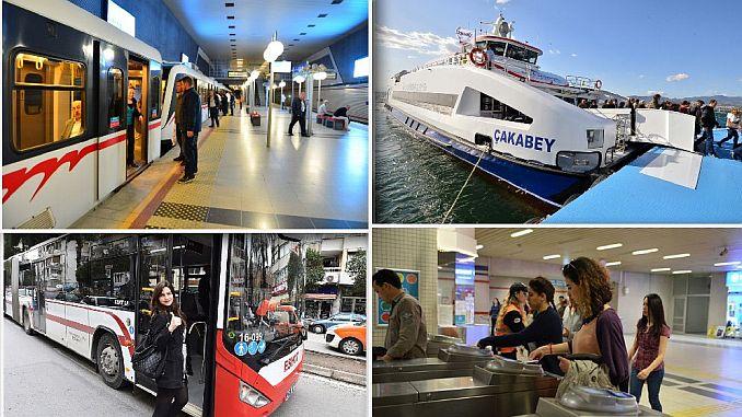 transportation examination in izmir