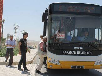 Busforbindelse er blevet øget for studerende, der kommer ind i skolen
