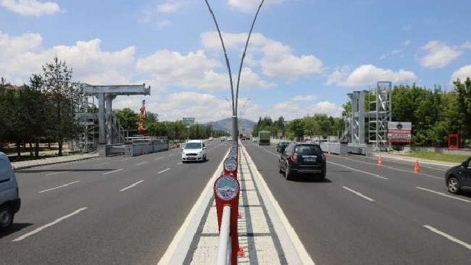 kayseri warns drivers from big city