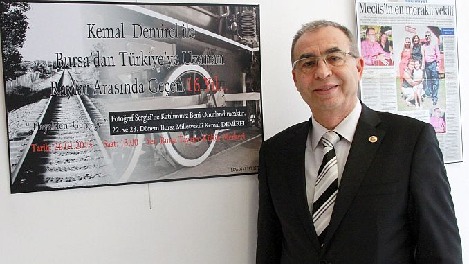 kemal demirel is the only member of the world