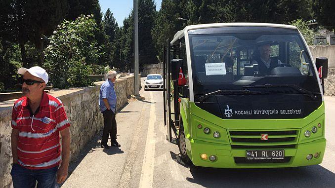 kocaelide free transportation to graveyards