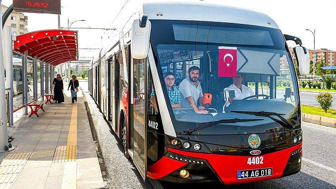 malatyada yksye students will enter the bus free