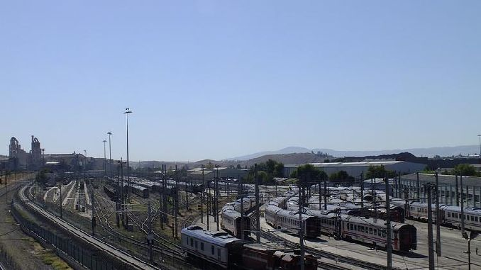 marsandiz station and renewal of the road as a result of the tender