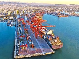 mersin port is growing with investments