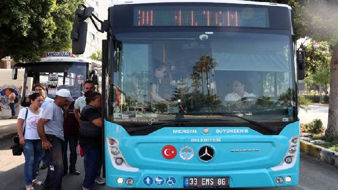 free transfer in bulk transport in Mersin