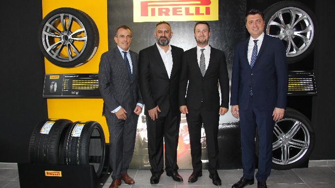 pirelli izmir will serve with high technology