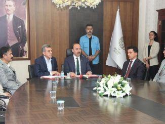 sanliurfa new kilometer road construction will begin
