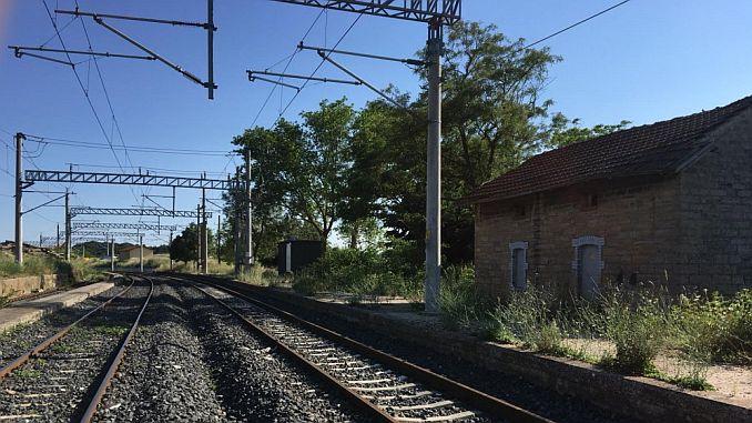 silivriye railway station