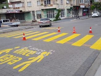 pedestrian application on soma roads