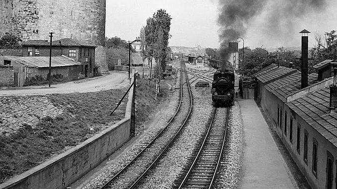 the history of the state railways administration today