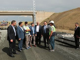 yozgat governor cakir yht line studies examined