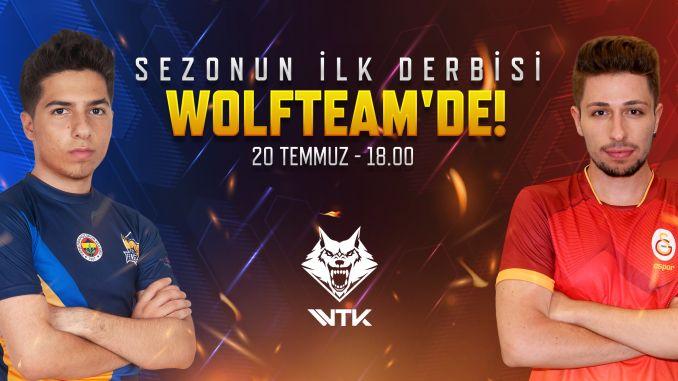 Wolfteam Truthahn Aufregung wird im Cup-Derby passieren