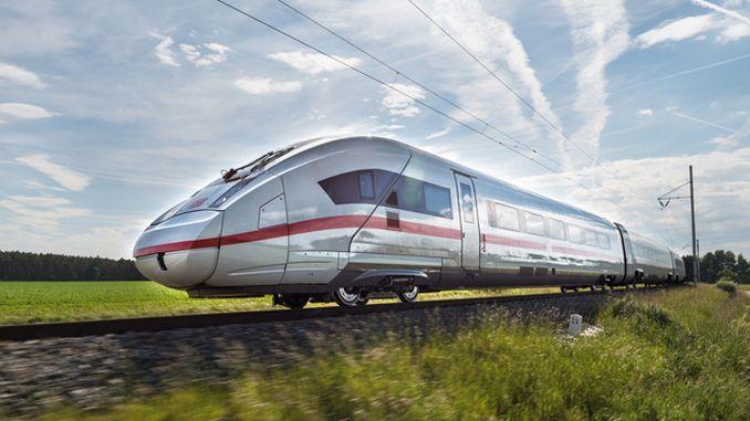 Billion euros investment in German railways