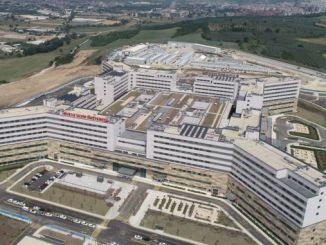 برسا سیریر اسپتال میں صحت مند نقل و حمل