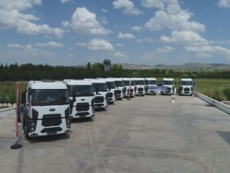 akkoc expanded its logistics fleet with ford trucks