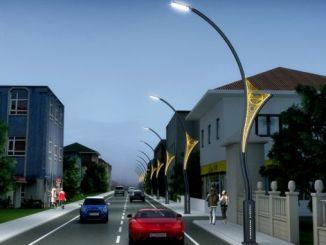 Alifuatpasa Suat Yalkin Straße Erneuerung