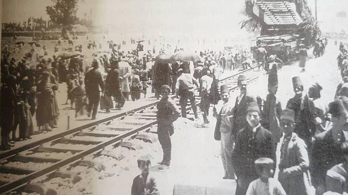 anatolia bagdat railway