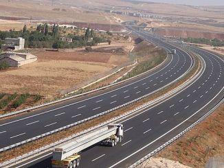 ankara nigde motorvejsprojekt hurtigt ekspropriationsbeslutning offentliggjort i den officielle avis