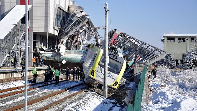 ankara train accident explained the reason